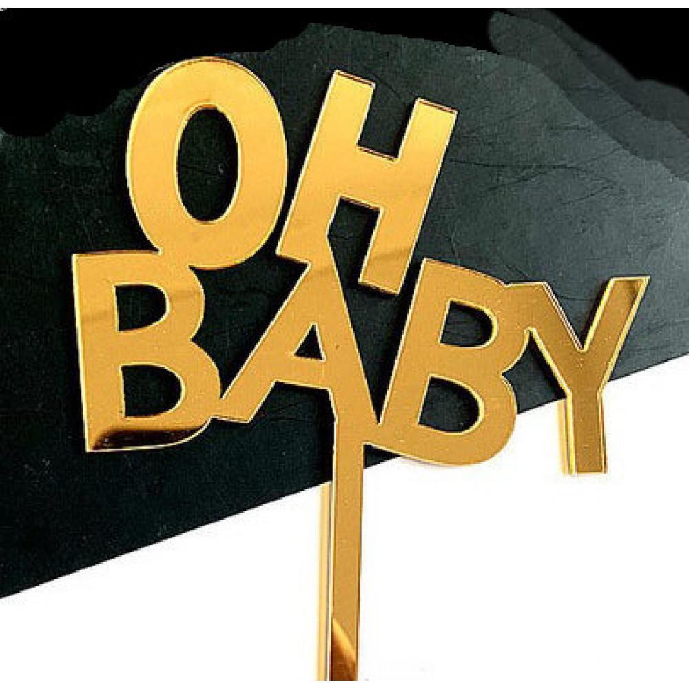 OH Baby 3 goud