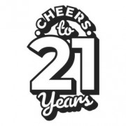 Cheers to 21 years