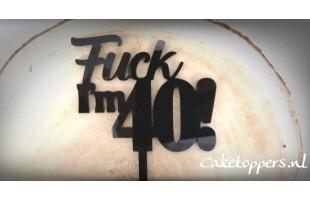 F*ck Im 40 of 50 of 62
